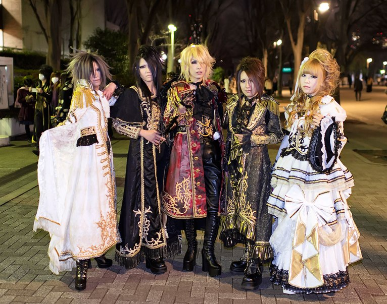 visualkei