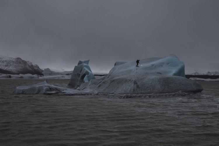 Julian Charrière, The Blue Fossil Entropic Stories (1)