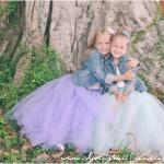Prinzessinnen-Outfit. Foto über livingwellspendingless.com
