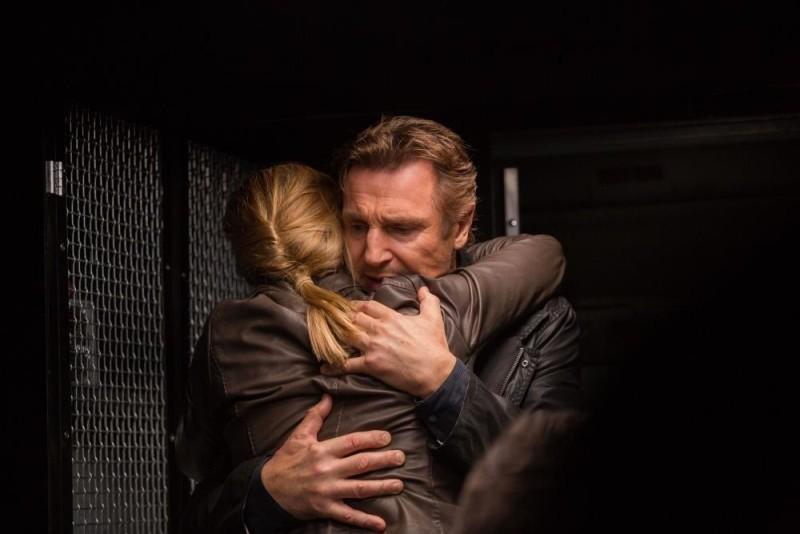Liam Neeson rettet im Film «Taken» seine entführte Tochter.