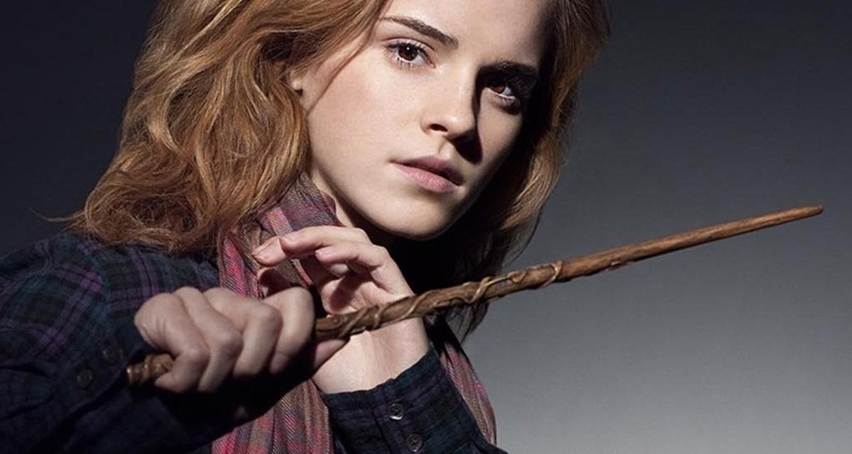 Auch Eltern lassen sich verzaubern: Emma Watson als Hermine in der «Harry Potter»-Verfilmung. Foto: PD