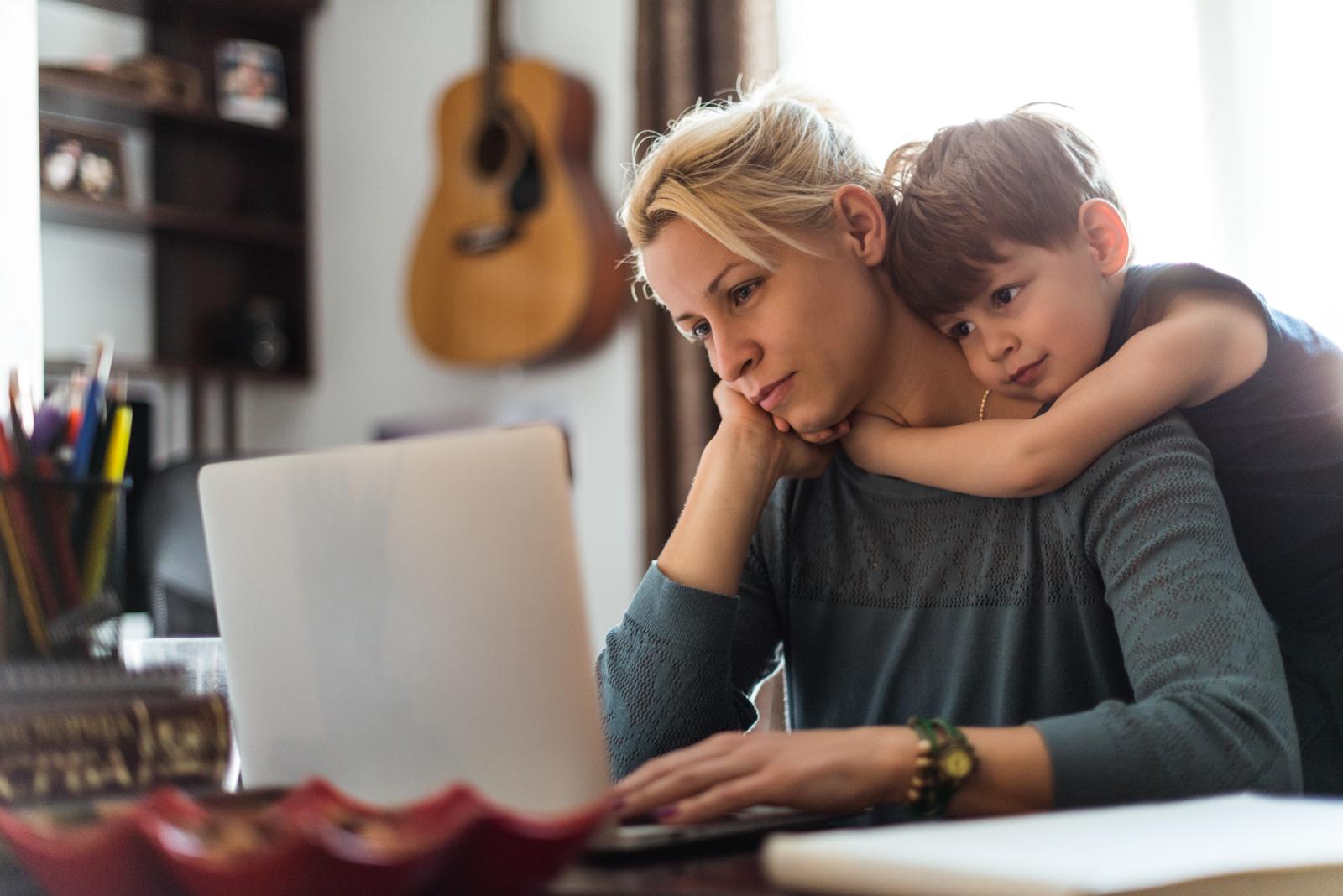Für Arbeitsgeber ein Unsicherheitsfaktor: Kinder zu verheimlichen, darf keine Lösung sein. (iStock)
