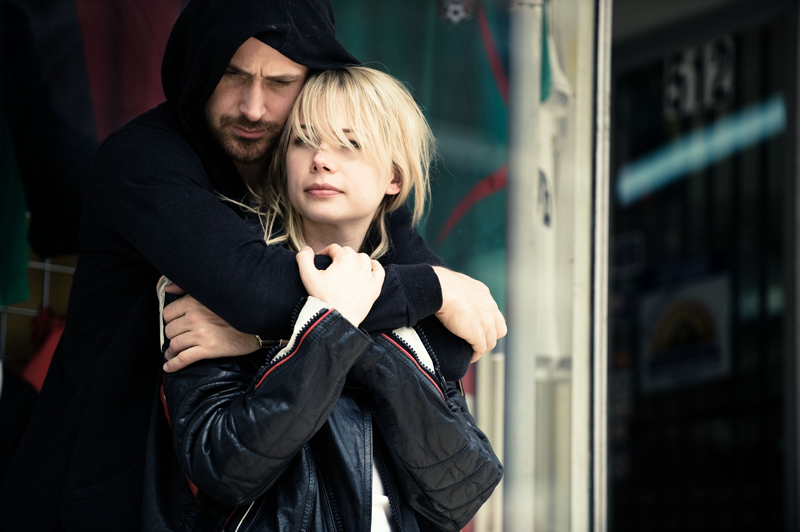 Beziehungen bedeuten Arbeit: Ryan Gosling und Michelle Williams in «Blue Valentine». (Silverwood Films)