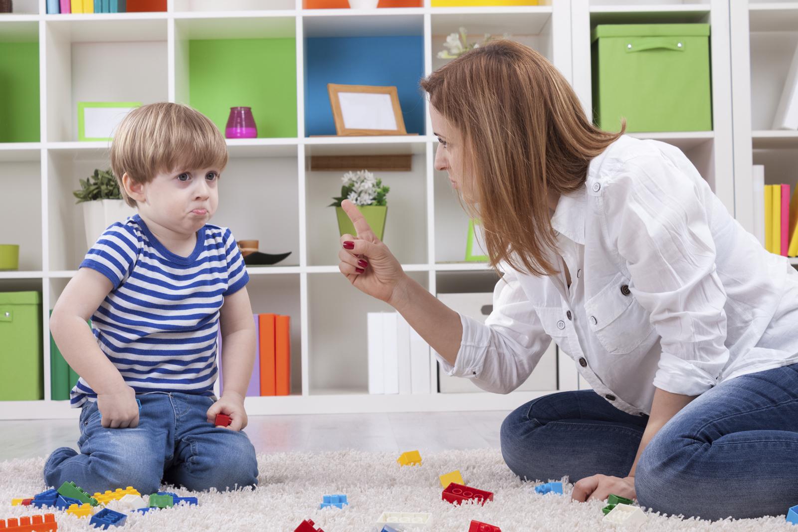 Das Problem kennen alle Eltern: Was tun wenn das Kind nicht zuhört? Foto: iStock