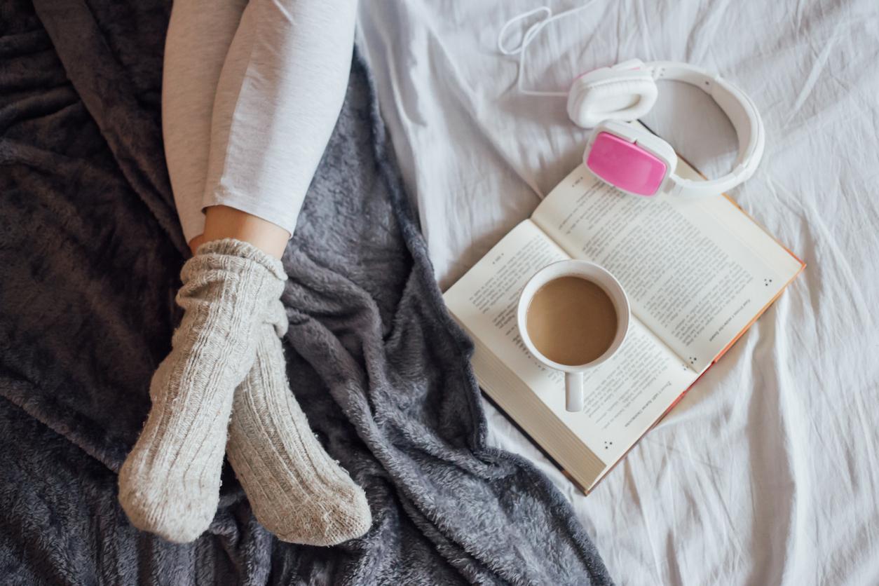 Und plötzlich ist da so viel Zeit: Zum länger schlafen, lesen, Kaffee trinken. Foto: iStock
