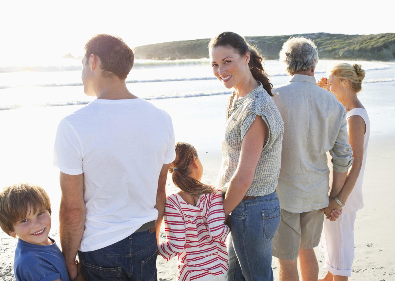 Familienzeit statt Alltagsstress: Viel zu oft muss «eine Zeit» als Erklärung herhalten. (Foto: iStock)