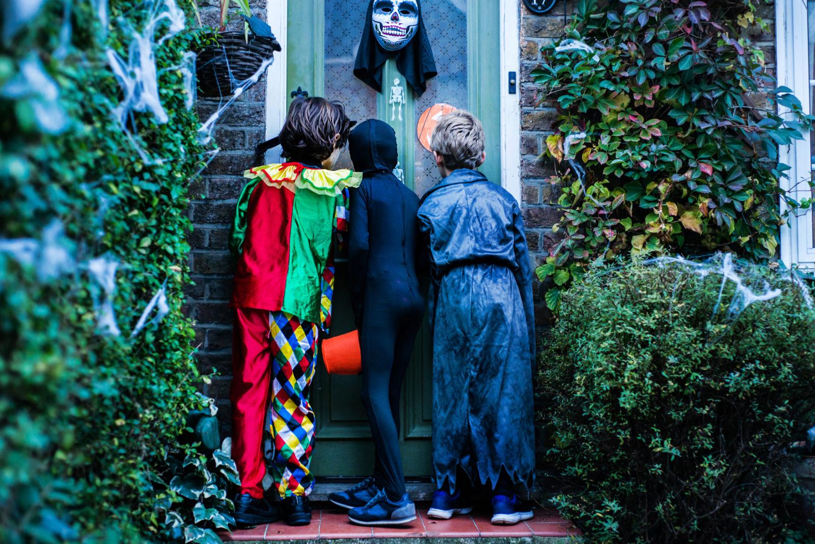 Vonwegen amerikanischer Konsumterror - Happy Halloween euch allen!