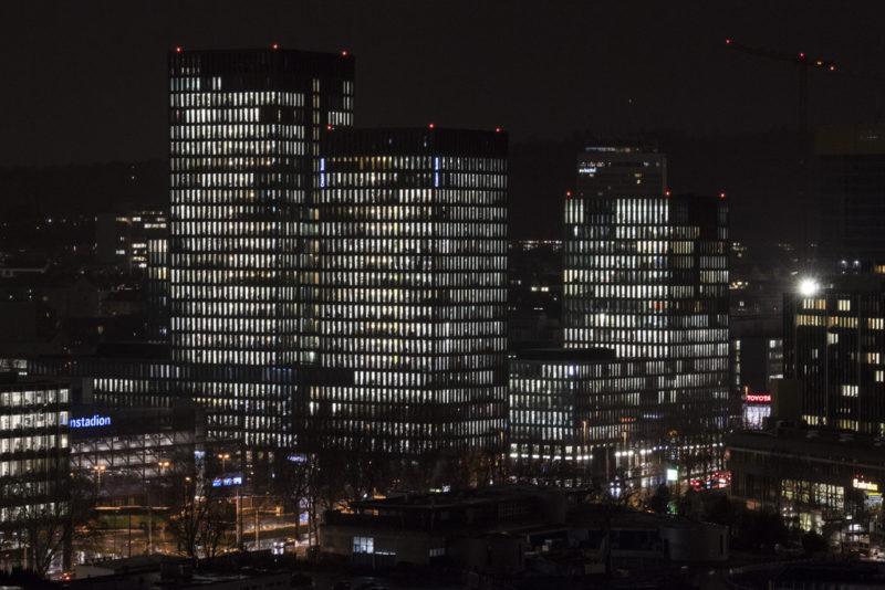 Grosser Gewinner der Globalisierung: Die Agglomeration Zürich. (Foto: Keystone/Ennio Leanza)