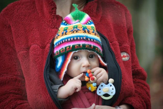 Vleece: Weil der Stoff so kuschlig ist, erfreut er sich grosser Beliebtheit. (Foto: Alessandro Valli via flickr.com)