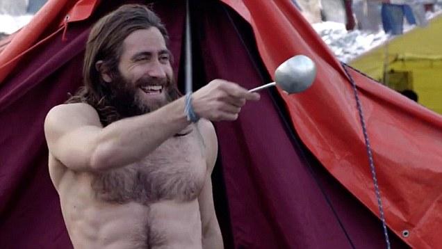 Drama für Hollywood: Der Film «Everest» kommt Mitte September in die Schweizer Kinos. Jake Gyllenhaal spielt eine Hauptrolle. (everestfilm.ch)