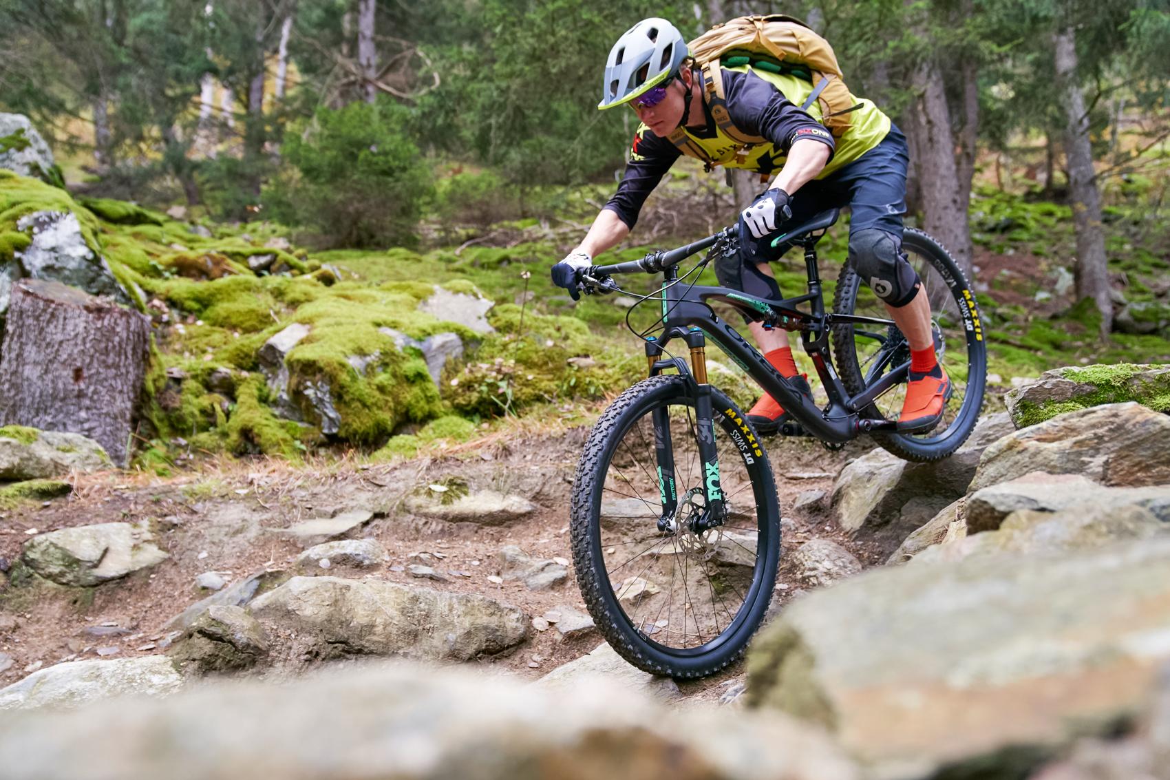 Trailbikes Foto: PD