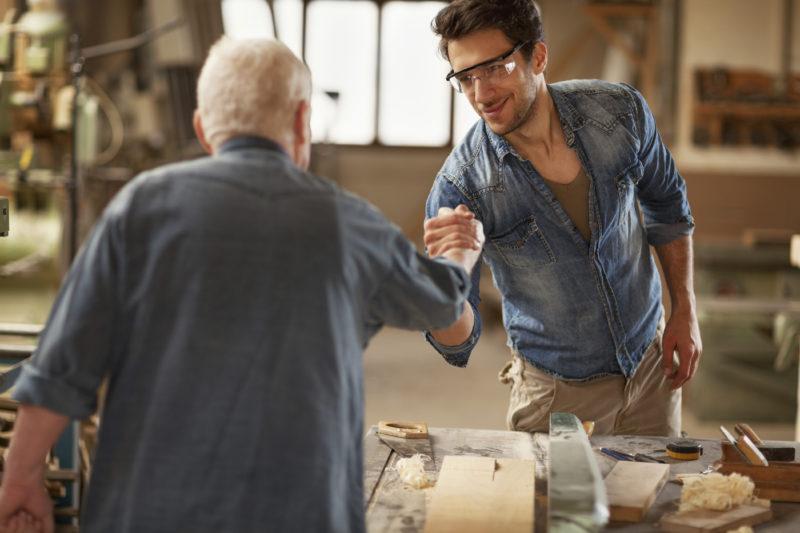 Innovation statt Eigeninteresse: Wir können uns eine ausgewogene Altersvorsorge leisten. (iStock)
