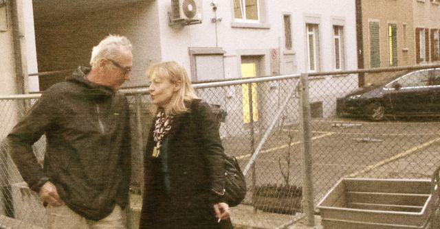 Frontfiguren: Peter Fischli und Klaudia Schifferle