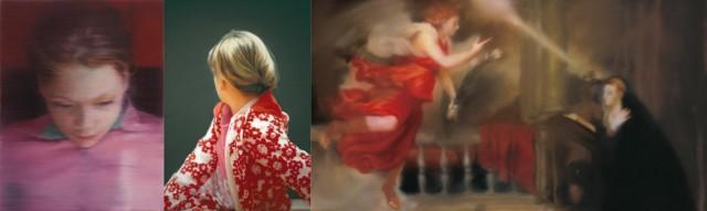 «Ella», «Betty», «Verkündigung nach Tizian»