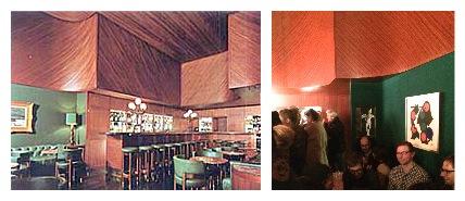 Welche ist richtig, welche falsch? Ich verrate es nicht, aber sicher ist eine der beiden die Krönlihalle-Bar und die andere die richtige Kronenhalle-Bar.