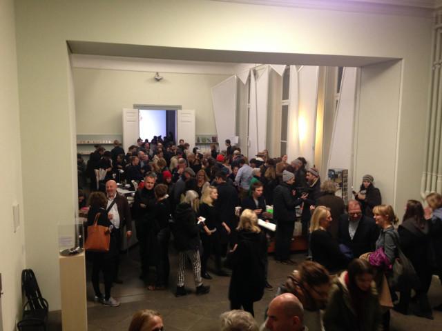 Ein Grenzenloses Treffen: Der Auftakt zur Regionale in der Kunsthalle Basel