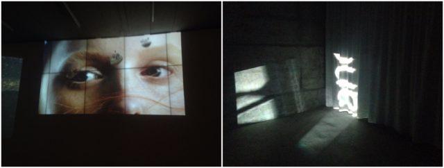 Hannah Weinbergs Installation: Ein Spiel mit Reflexionen, Klängen, Bildern