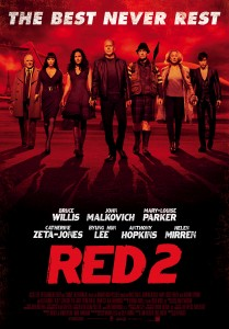«RED 2» läuft ab12. September im Pathé Küchlin.