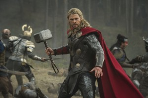 Zeigt, wo der Hammer hängt: Thor. (Bilder: Marvel)