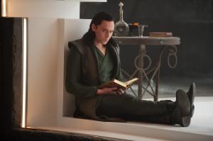 Sinnt auf Rache: Loki.