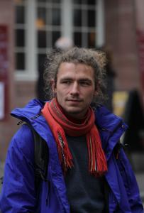 Patrick Meury, Regisseur von «Krieger»