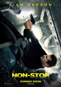 «Non-stop« läuft ab 13.3. im Capitol, Rex und Küchlin.