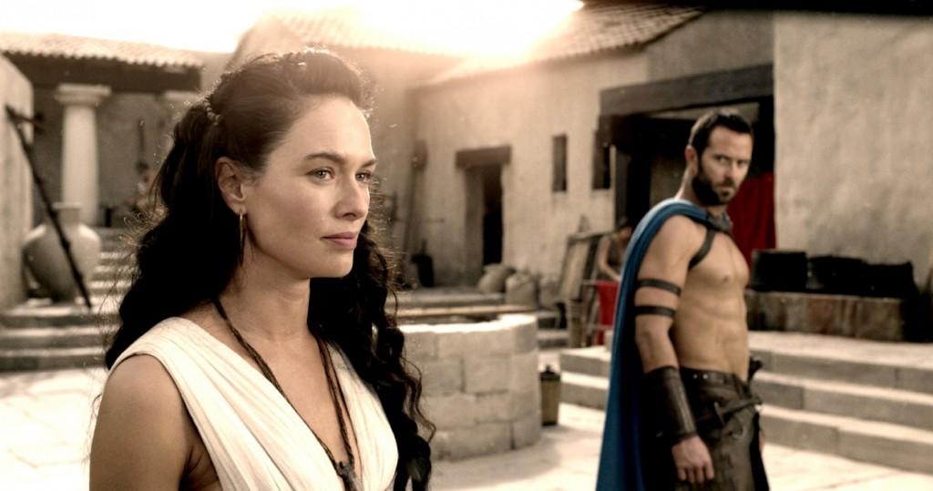 Zerstrittene Stadtstaaten: Spartas Königin Gorgo und Athens General Themistokles.