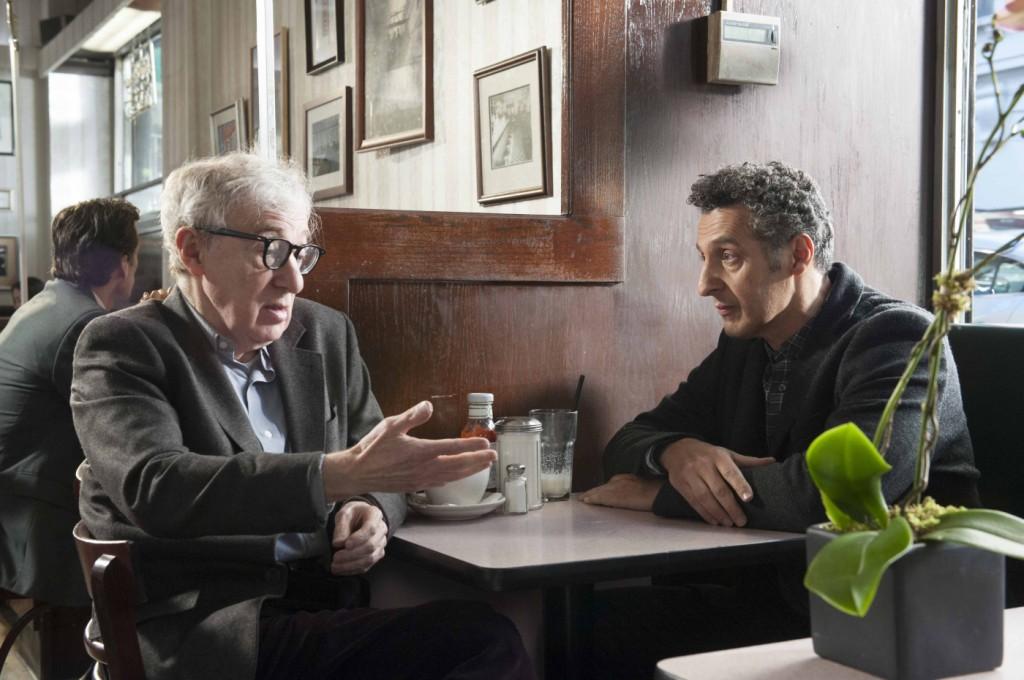 Freunde, aber auch Zuhälter und «Hure»: Murray und Fioravanti. (Bilder: Ascot-Elite)