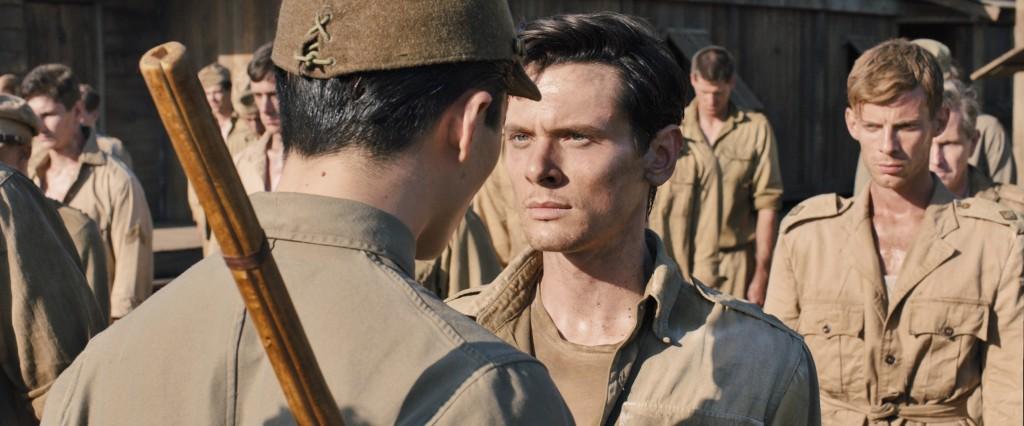 ... bis ins japanische Arbeitslager: Louis bleibt stark.