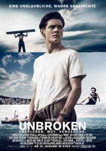 «Unbroken» läuft ab 15.1. im Capitol und im Küchlin.