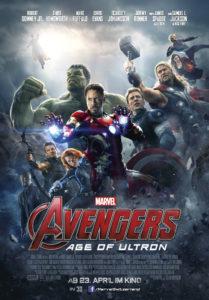 «Avengers: Age of Ultron» läuft ab 23.4. in Capitol, Küchlin und Rex.