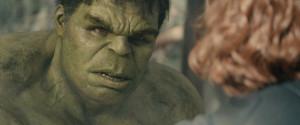 Grüne Schale, weicher Kern: Hulk (Mark Ruffalo).