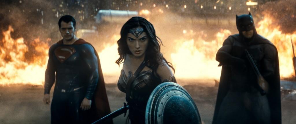 Neue, interessante weibliche Heldin: Wonder Woman.