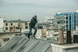 Über den Dächern von Paris: Idris Elba alias Briar.