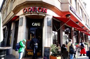 100 Jahre Erfahrung im Service und das merkt man: Das Odeon