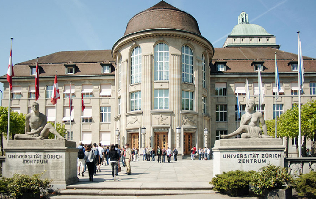 Verkrustete Institution: Uni Zürich