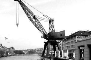 Dieser ganze Hafenkram diente als Bühne für politische Profilierung.