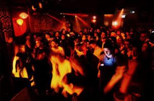 Der letzte grosse Klub, der noch Gitarrenmusik zum Tanzen lieferte.