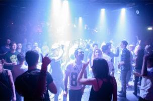 Es lebt! Basler Nachtleben an der Heuwaage, Früher Techno , heute RnB und Hiphop.
