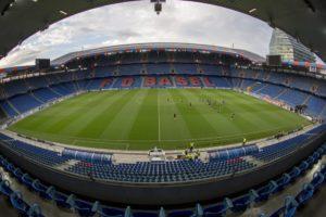 FUSSBALL, RUECKSPIEL, CL, CHAMPIONS LEAGUE, UEFA CHAMPIONS LEAGUE, QUALIFIKATION, , PLAY-OFF, SAISON 2013/14, FCB, FC BASEL, PFC LUDOGORETS RAZGRAD,