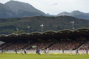 SUPER LEAGUE, NATIONALLIGA A, NLA, LNA, MEISTERSCHAFT, SAISON 2012/13, FCB, FC BASEL, FCS, FC SION, SITTEN