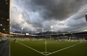 MEISTERSCHAFTSSTART, SUPER LEAGUE, NATIONALLIGA A, NLA, LNA, MEISTERSCHAFT, SAISON 2012/13, FC LAUSANNE-SPORT, LS, FC THUN