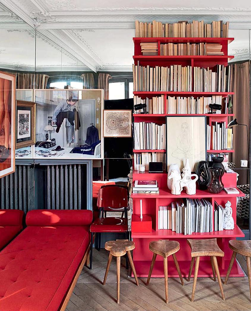 7 SPIEGEL STATT TAPETE Diese Kleine Wohnung Ist Grosszügig Mit Spiegeln  Ausgekleidet Und Wirkt Dadurch Gross Und Elegant. Die Wände Wurden Aber Wie  ...