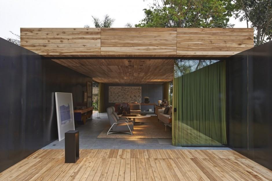 der urban jungle pavillon sweet home. Black Bedroom Furniture Sets. Home Design Ideas