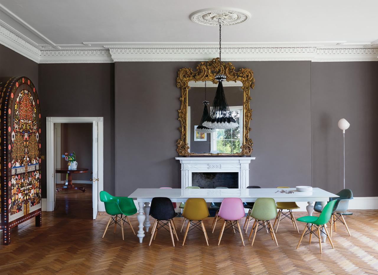 AuBergewohnlich Einer Der Beliebtesten Stühle In Stylishen Schweizer Esszimmern Ist Der Eames  Stuhl. Wir Begegneten Ihm Auch Bei Einigen Sweet Home Hausbesuchen.