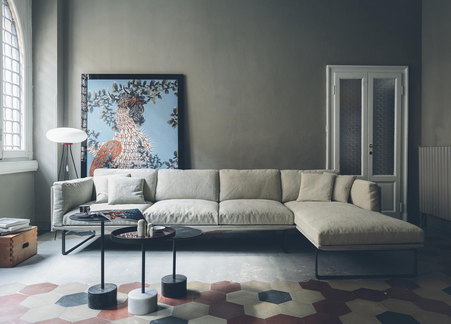 Ein Neues Sofa Ist Zwar Eine Etwas Grössere Anschaffung, Aber Ein  Wichtiges, Zentrales Möbelstück, Oft Sogar Das Herzstück Des Wohnraums.