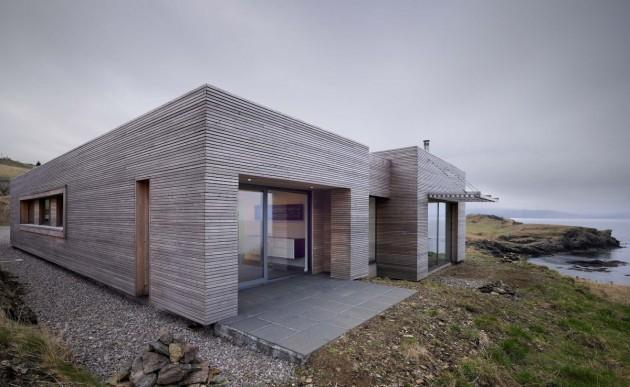 wohnen in der schottischen wildnis sweet home. Black Bedroom Furniture Sets. Home Design Ideas