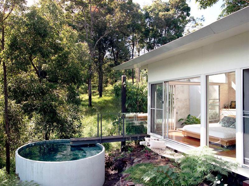 kleine pools zum verlieben sweet home. Black Bedroom Furniture Sets. Home Design Ideas