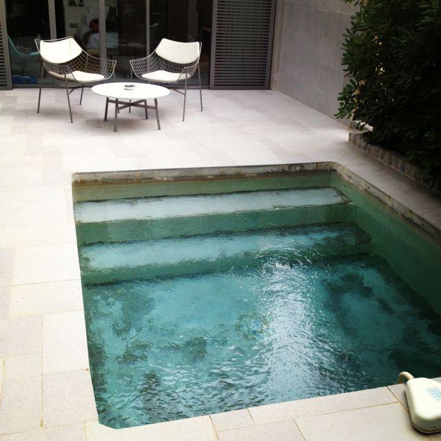 Traum schlafzimmer mit pool  Kleine Pools zum Verlieben | Sweet Home