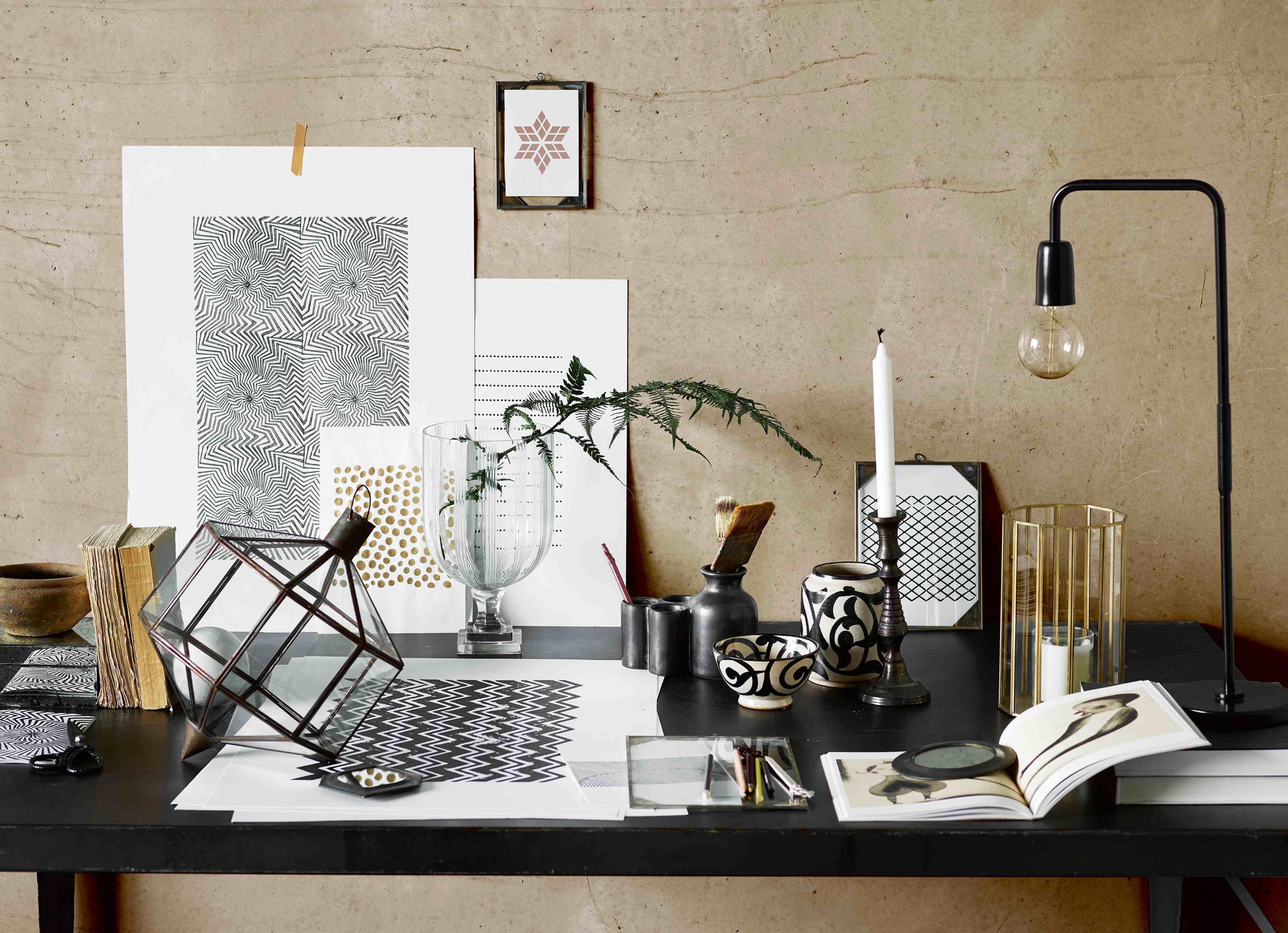 Platz für kreatives Schaffen | Sweet Home